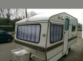 1983 4 berth Classic  Fairholme Caravan