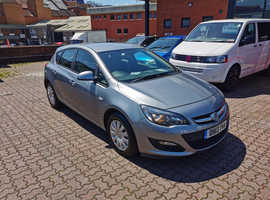 Vauxhall Astra, 2009 (59) Silver Hatchback, Manual Petrol, 120,001 miles