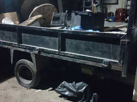 ford tipper spares