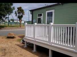 Caravan to rent Trecco Bay, Porthcawl