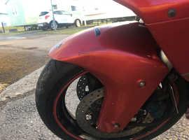 Yamaha, Thundercat. 600