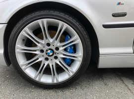 BMW 3 Series, 2001 (Y) Silver Saloon, Automatic Diesel, 157,000 miles