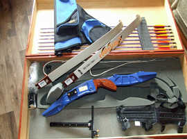 compleat Archery equipment