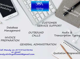 VIRTUAL ADMINISTRATOR / VIRTUAL CUSTOMER SUPPORT ADMINISTRATION / VIRTUAL TYPIST