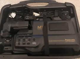Panasonic M10 stereo AV zoom video camera