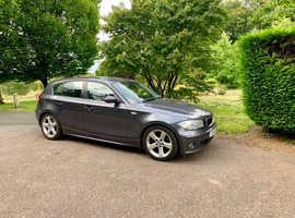 BMW 1 series, 2006 (56) Grey Hatchback, Manual Diesel, 102,000 miles, 118D