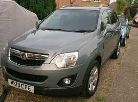 Vauxhall Antara, 2013 (13) Hatchback, Manual Diesel, 49,400 miles