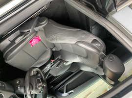 Audi A3, 2005 (55) Black Hatchback, Automatic Diesel, 141,131 miles