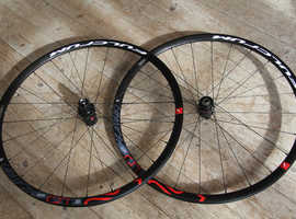 WHEEL DEAL - Fulcrum Racing 5 disc wheelset