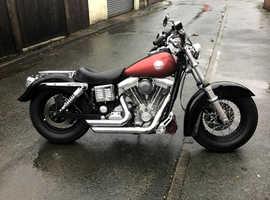 Harley Davidson DYNA WIDE GLIDE REFURBISHED