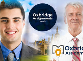 Assignment Writing Help UK, PHD & MBA - Oxbridge Assignments