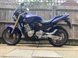 Honda Hornet CB F6 600cc