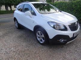LOW MILES Vauxhall Mokka 1.6 CDTi ecoFLEX SE s/s 5dr  2015 (65)