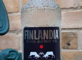 Finlandia Vodka - 1970s (37,5%, 75cl)