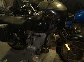 BMW R SERIES airhead WANTED R80/100 ETC