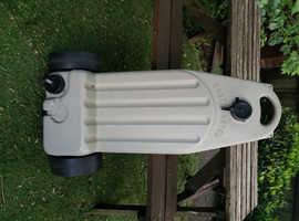 Wastemaster waste water container