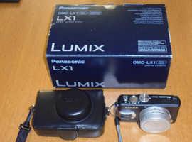 Panasonic Lumix DMC-LX1 Leica Lens Everything that's needed