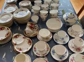 Collection of Bone China