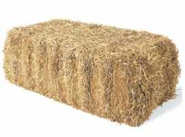 Any Straw Bales Near Abergavenny