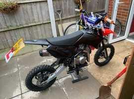 road legal pitbike 125cc no swaps