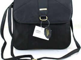 Lorenz leather shoulder bag
