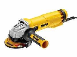 DEWALT DWE4206L 115 mm 1010 W 110 V Mini Grinder