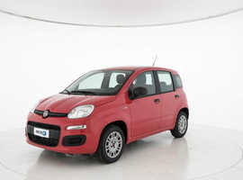 Fiat Panda, 2015 (64) Red Hatchback, Manual Petrol, 33,795 miles