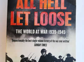 All Hell Let Loose WW2 Book