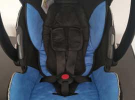Recaro new born car seat