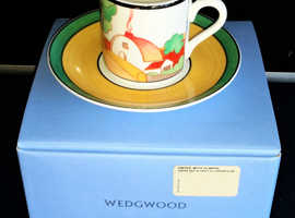Wedgwood Clarice Cliff  Coffee Cup