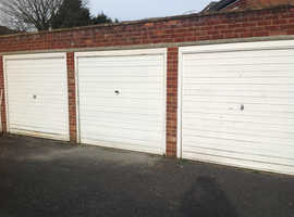 Dry lockup garage for long term rent near Maidenhead Town Centre