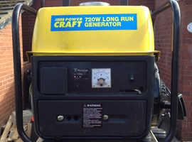 750w camping generator