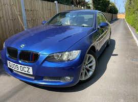 BMW 3 Series 335i , 2009 (09) Blue Convertible,Petrol,