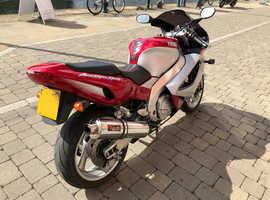 Yamaha Thunderace 1000 sports tourer