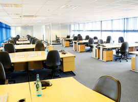 All Inclusive office space Basingstoke. Rent free period and no agent fee