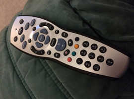 Sky plus box remote control