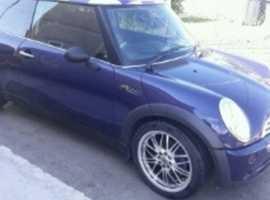 Mini Cooper, 2006 (06), Manual Petrol, 73 miles