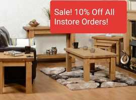 SALE!! POP INTO STORE! 10% OFF EVERYTHING IN OUR CATALOGUE!