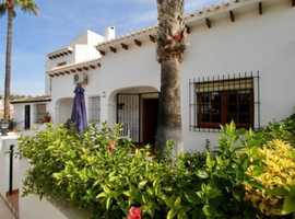 Villamartin, Costa Blanca, Super Furnished Buhadilla Style Town House in Lovely Community Close to all Amenities - Must See!
