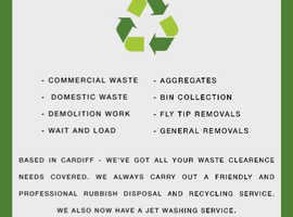 RUBBISH REMOVAL / GARDEN CLEARANCE AND MUCH MORE!