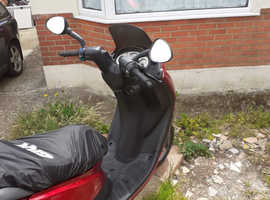 Peugeot elysio 50cc ( has a fault ) please read
