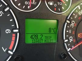 Ford Fiesta, 2008 (58) Black Hatchback, Manual Petrol, 116,000 miles