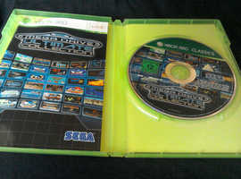 Megadrive Ultimate Collection on Xbox360 .