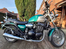 Triumph Legend TT 900cc lots of extras 12 mot