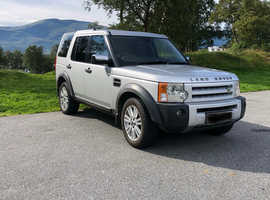 Land Rover Discovery, 2004 (54) Silver Estate, Automatic Diesel, 170,000 miles