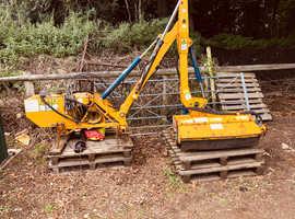 Bomford B427 Hedge Cutter