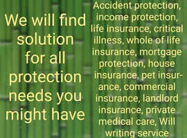 Professional advice about your all insurance needs