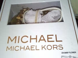 Michael Kors zia-baby flower