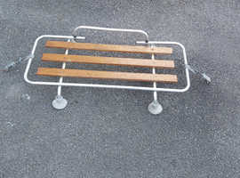 Boot Rack For Sale, came of my Triumph Spitfire but will fit other models of cars.