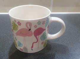 Brand New Flamingo Mug